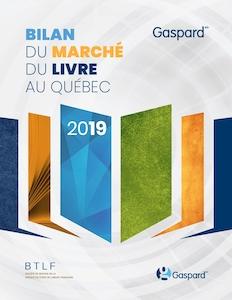 Gaspard - Bilan du marché du livre au Québec 2019